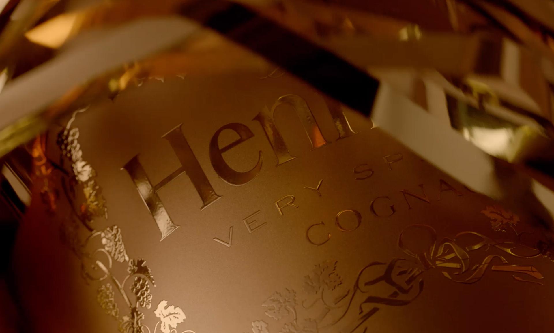 Hennessy V.S Gold